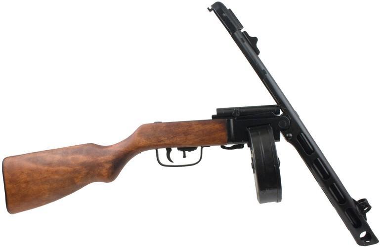 Súng tiểu liên 78 tuổi Liên Xô xả liên tục 900 phát đạn mà không hỏng hóc Ảnh 9
