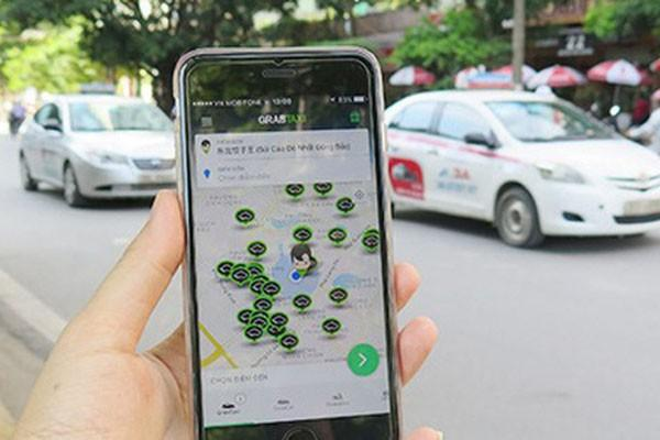 Dừng thí điểm taxi công nghệ từ 1-4 Ảnh 1