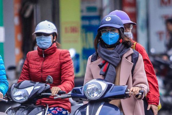 Gió mùa đông bắc gây rét đậm, rét hại ở nhiều nơi, Hà Nội hanh khô Ảnh 1