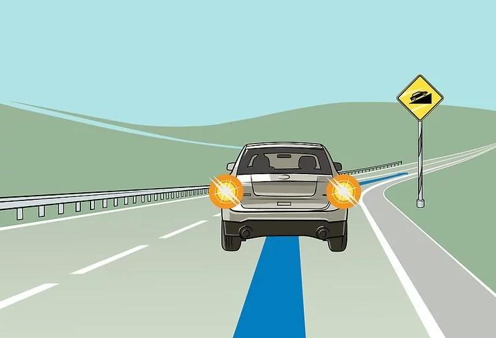 Cách xử lý ô tô mất phanh để tránh tai nạn thảm khốc Ảnh 7