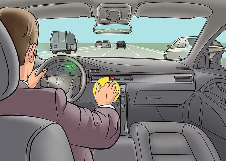 Cách xử lý ô tô mất phanh để tránh tai nạn thảm khốc Ảnh 1