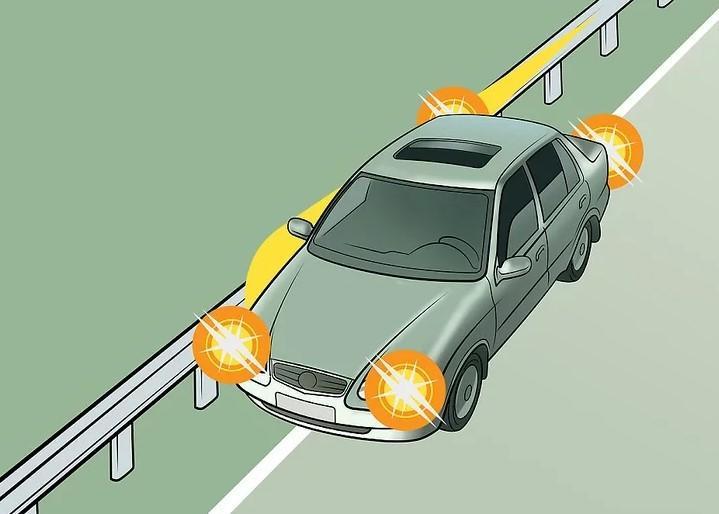 Cách xử lý ô tô mất phanh để tránh tai nạn thảm khốc Ảnh 9
