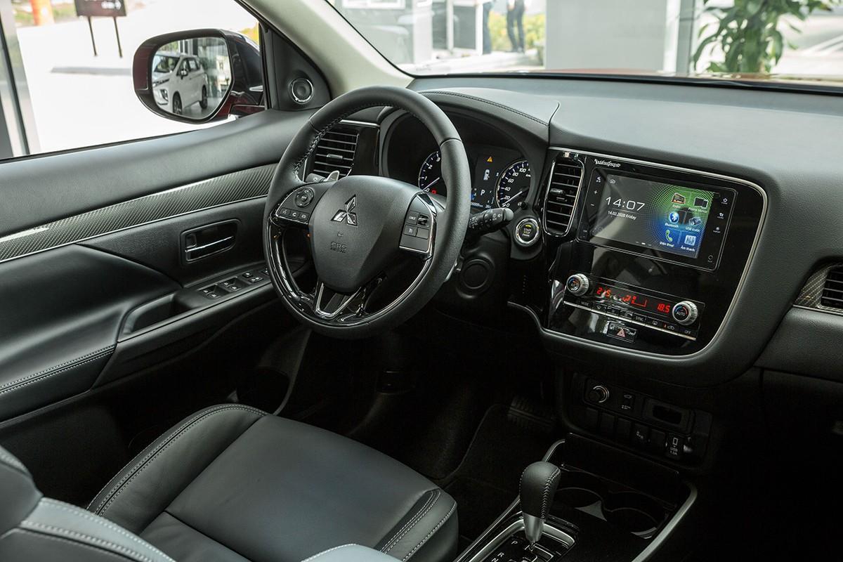 Khám phá Mitsubishi Outlander 2020 giá từ hơn 800 triệu đồng Ảnh 4
