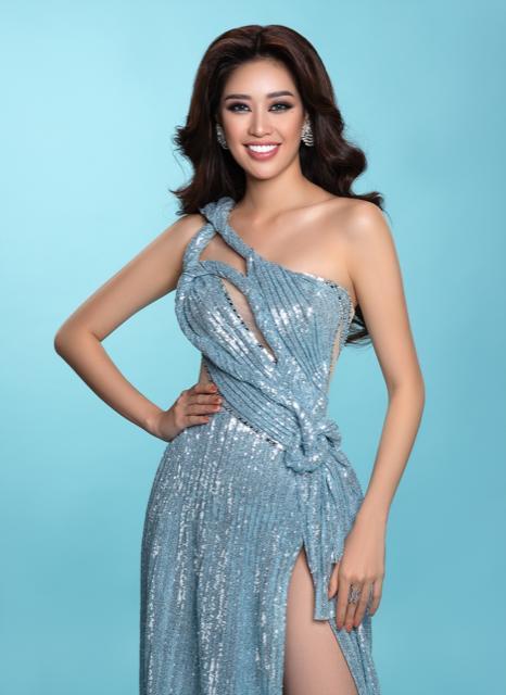 Hoa hậu Khánh Vân khoe vai trần gợi cảm sau 2 tháng đăng quang Ảnh 10