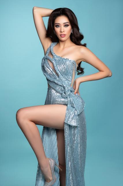 Hoa hậu Khánh Vân khoe vai trần gợi cảm sau 2 tháng đăng quang Ảnh 8