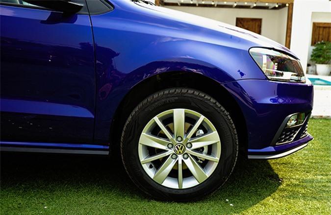 Cận cảnh Volkswagen Polo 2020 vừa ra mắt tại Việt Nam, giá 695 triệu đồng Ảnh 8