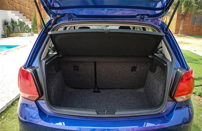 Cận cảnh Volkswagen Polo 2020 vừa ra mắt tại Việt Nam, giá 695 triệu đồng Ảnh 13