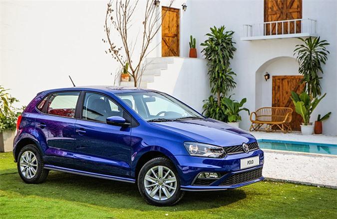 Cận cảnh Volkswagen Polo 2020 vừa ra mắt tại Việt Nam, giá 695 triệu đồng Ảnh 15