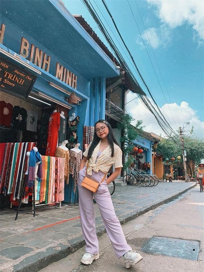 Kiếm được tiền nhờ ca hát, Phương Mỹ Chi chi hàng chục triệu mua giày, túi xách ở tuổi 17 Ảnh 7