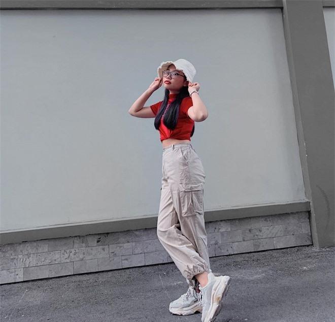 Kiếm được tiền nhờ ca hát, Phương Mỹ Chi chi hàng chục triệu mua giày, túi xách ở tuổi 17 Ảnh 8