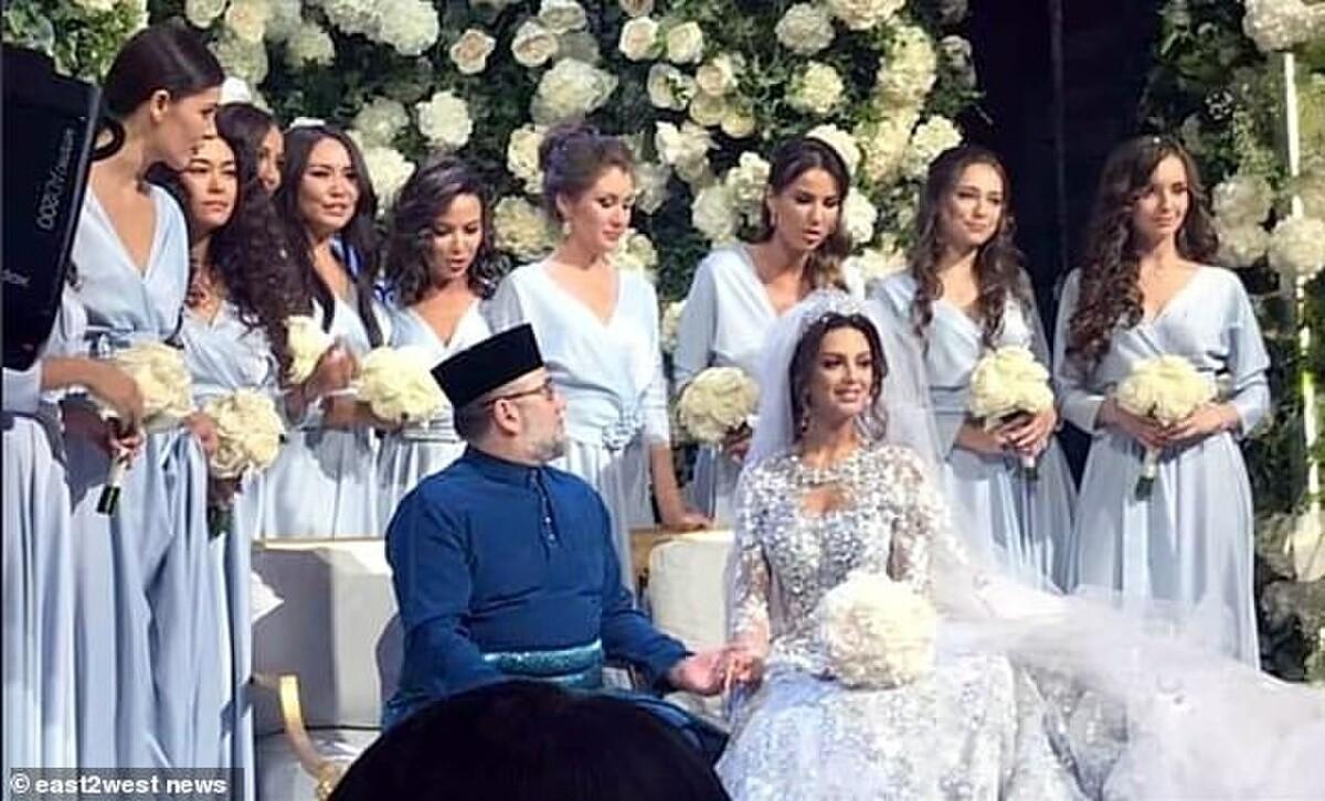 Hoa hậu Nga tiết lộ 'thâm cung bí sử' về hôn nhân với cựu vương Malaysia Ảnh 2
