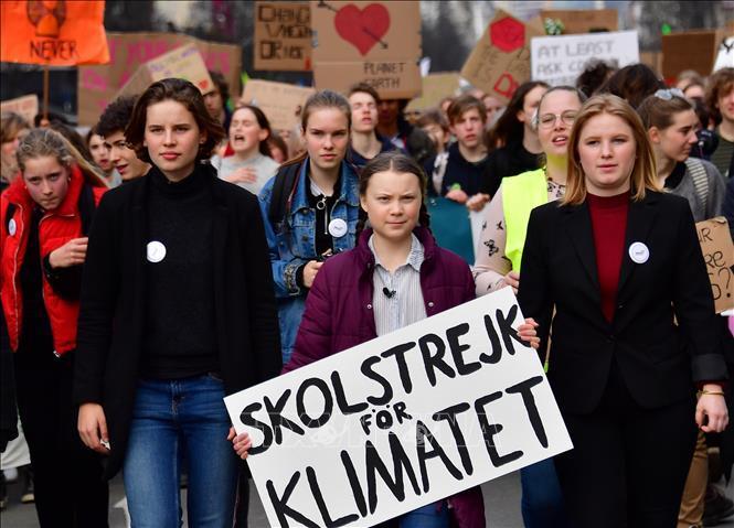 Greta Thunberg dành tiền thưởng 100.000 USD để thành lập một tổ chức phi lợi nhuận Ảnh 1
