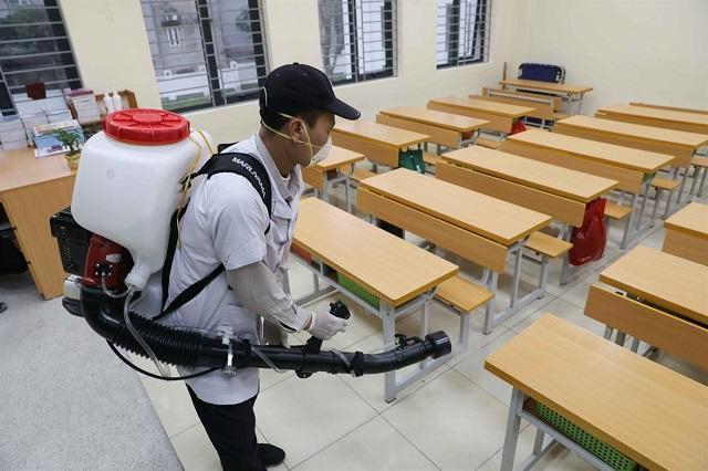 Tạo môi trường an toàn khi học sinh trở lại lớp - xs thứ sáu