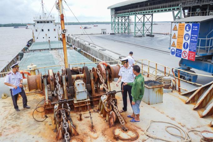 Vận tải ven biển: Phải có an toàn mới có hiệu quả Ảnh 2