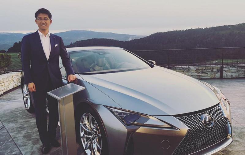 Lexus 2020 bất ngờ được trang bị công nghệ lạ Ảnh 2