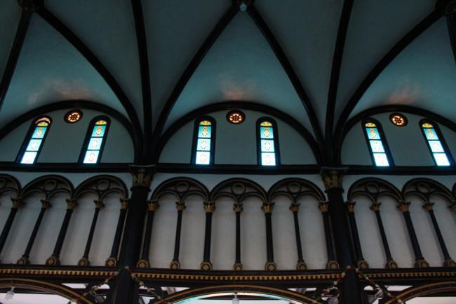 Choáng ngợp nhà thờ gỗ hơn 100 tuổi ở Kon Tum Ảnh 9