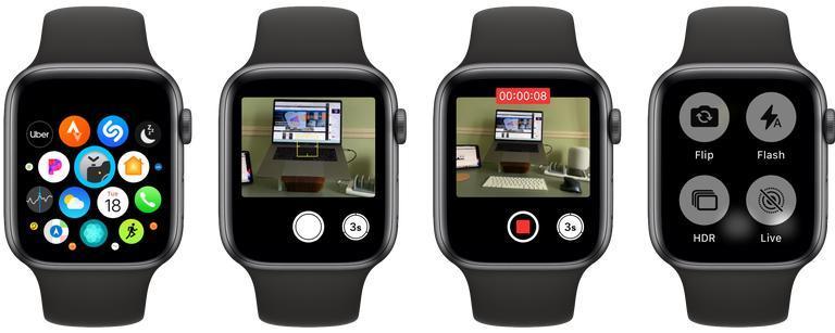 Cách điều khiển máy ảnh iPhone từ xa bằng Apple Watch Ảnh 2