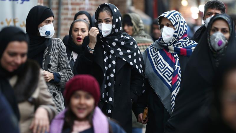 Iran ghi nhận 8 người chết vì Covid-19, nhiều thứ 2 thế giới sau Trung Quốc