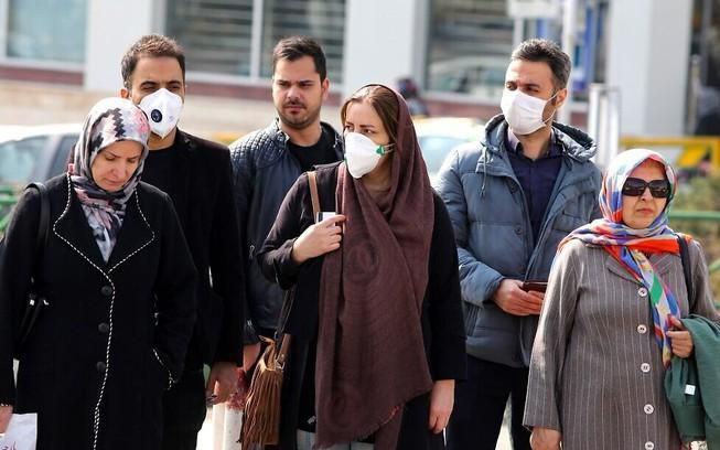 Iran đẩy mạnh sản xuất khẩu trang đối phó COVID-19 Ảnh 1