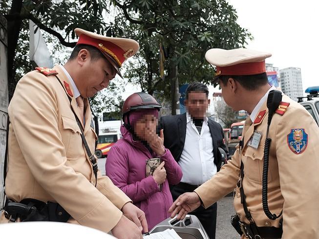 Cục CSGT: Xử nặng nếu tài xế báo giả mất bằng lái
