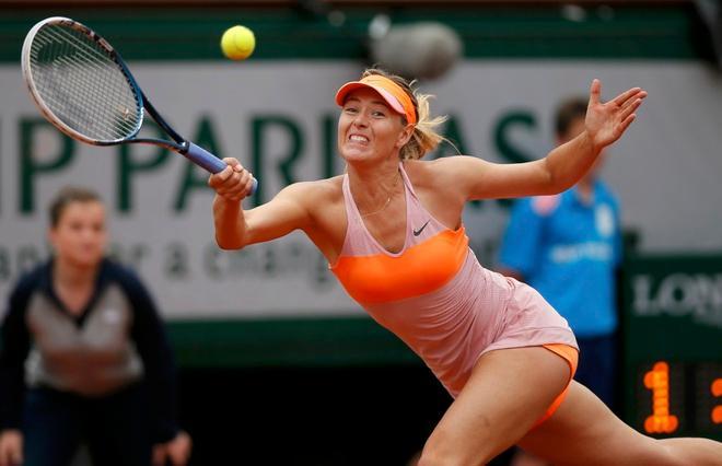 Sắc vóc của Maria Sharapova Ảnh 6