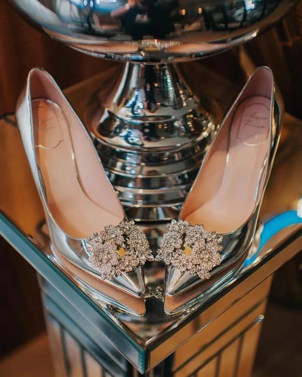 Lễ cưới thế kỷ tốn hàng triệu USD của cặp đôi vàng Malaysia Ảnh 8