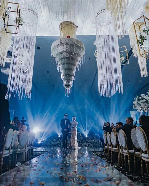 Lễ cưới thế kỷ tốn hàng triệu USD của cặp đôi vàng Malaysia Ảnh 3