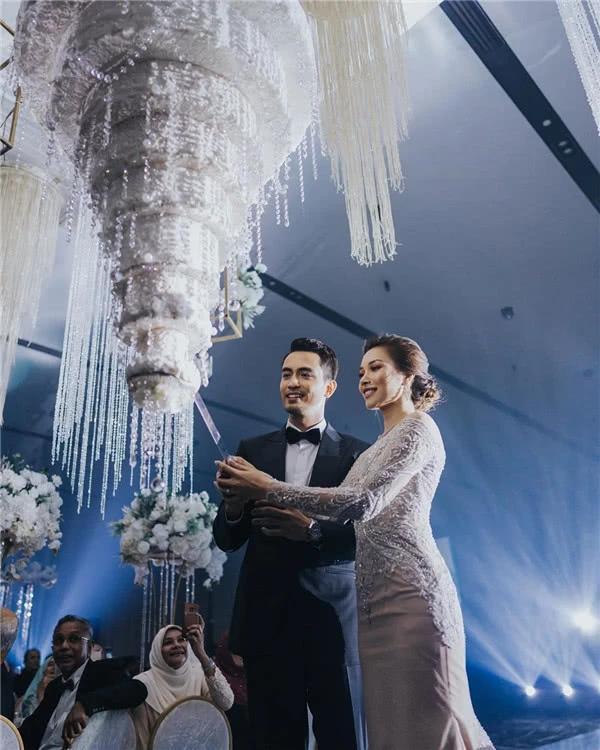 Lễ cưới thế kỷ tốn hàng triệu USD của cặp đôi vàng Malaysia Ảnh 4