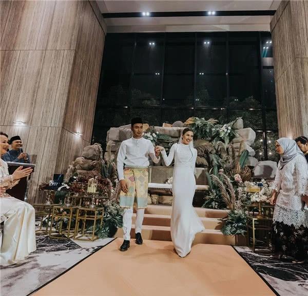 Lễ cưới thế kỷ tốn hàng triệu USD của cặp đôi vàng Malaysia Ảnh 2