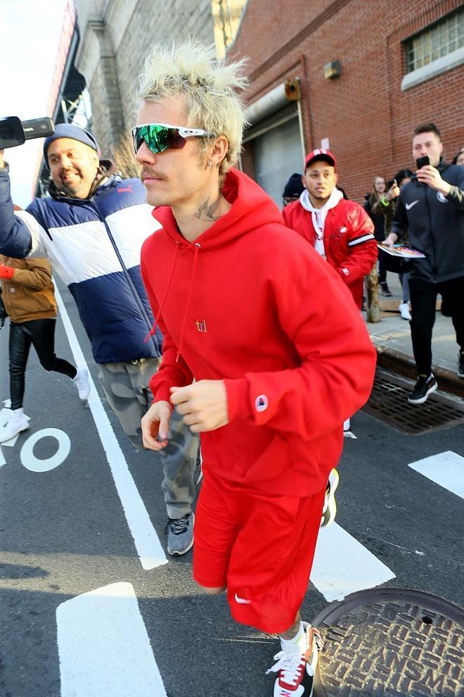 Vẻ ngoài thất thường của Justin Bieber Ảnh 5