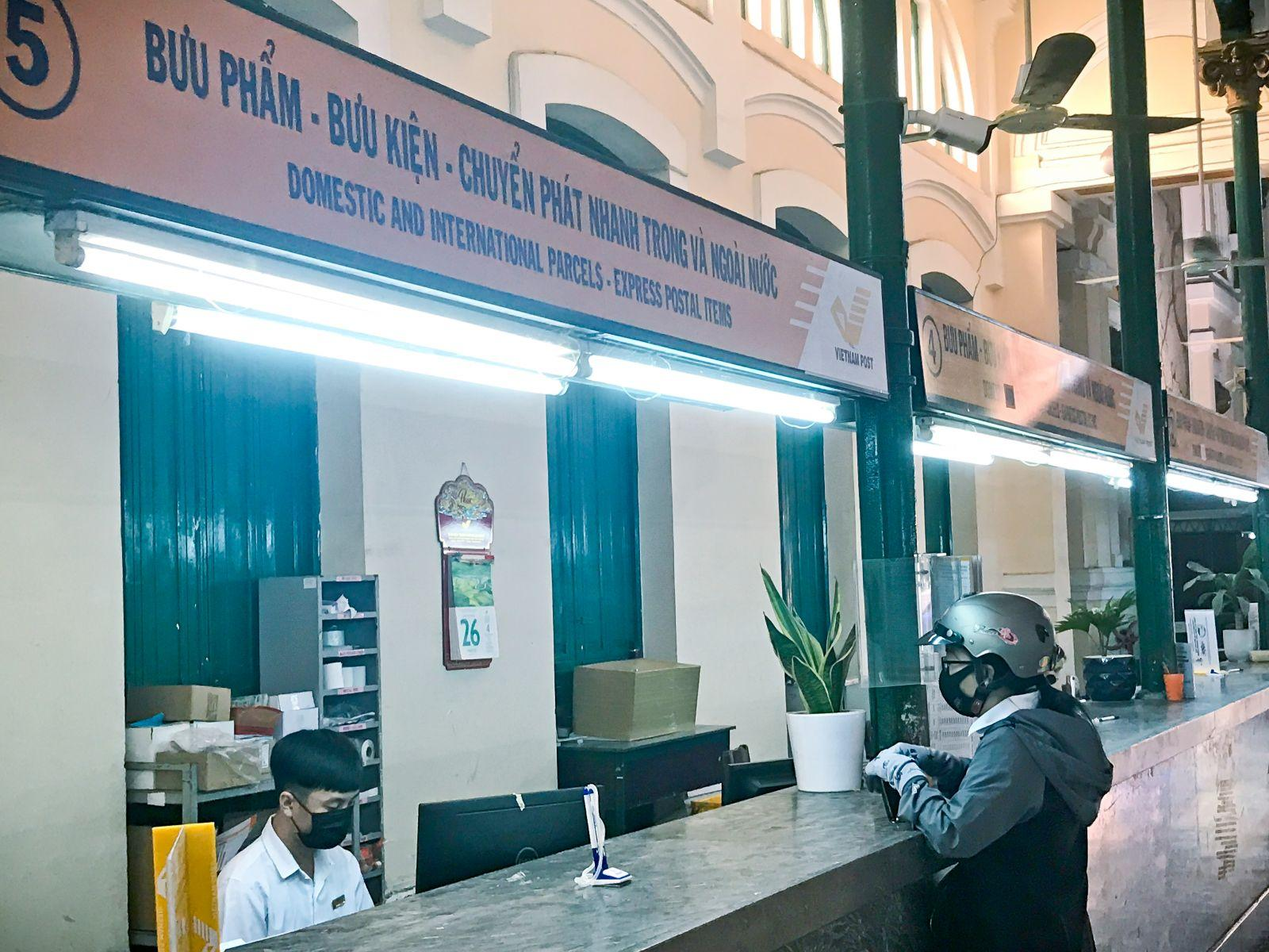 Khám phá Bưu điện gần 130 năm tuổi ở TP Hồ Chí Minh Ảnh 7