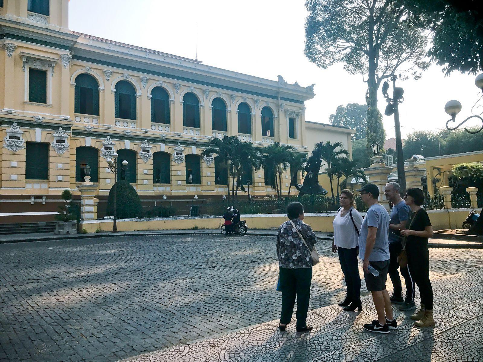 Khám phá Bưu điện gần 130 năm tuổi ở TP Hồ Chí Minh Ảnh 10