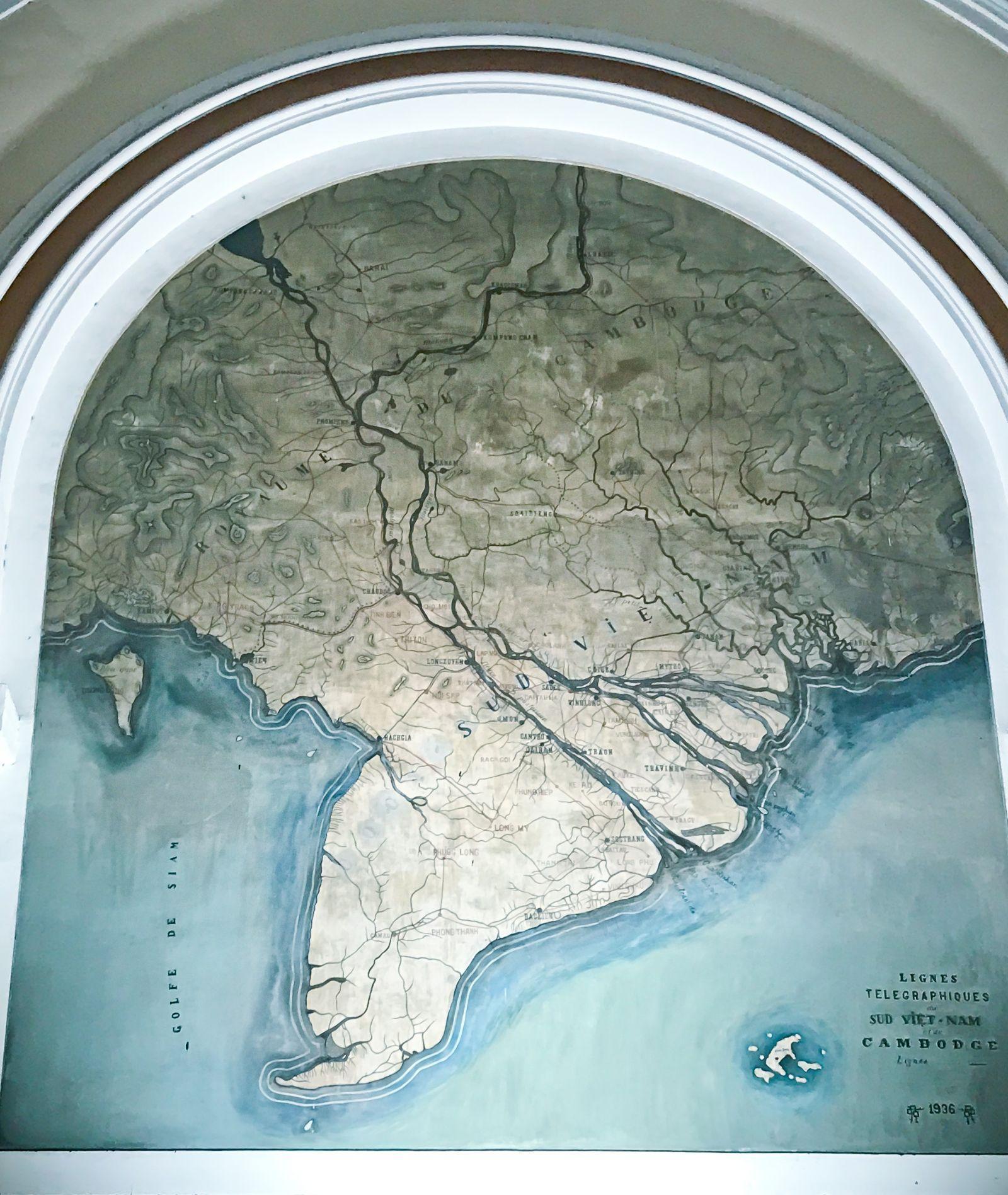 Khám phá Bưu điện gần 130 năm tuổi ở TP Hồ Chí Minh Ảnh 6