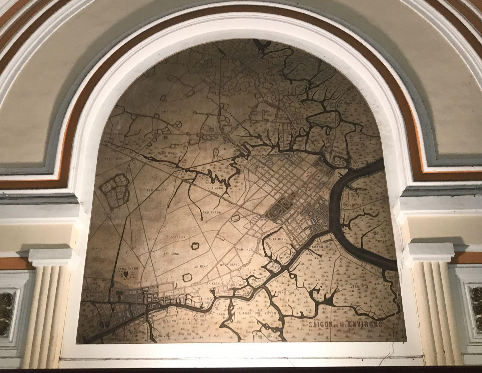 Khám phá Bưu điện gần 130 năm tuổi ở TP Hồ Chí Minh Ảnh 5