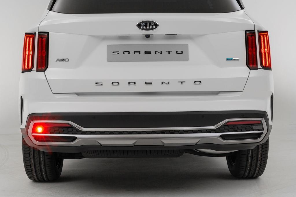 Kia Sorento thế hệ mới ra mắt - thiết kế cứng cáp, chờ ngày về VN Ảnh 6