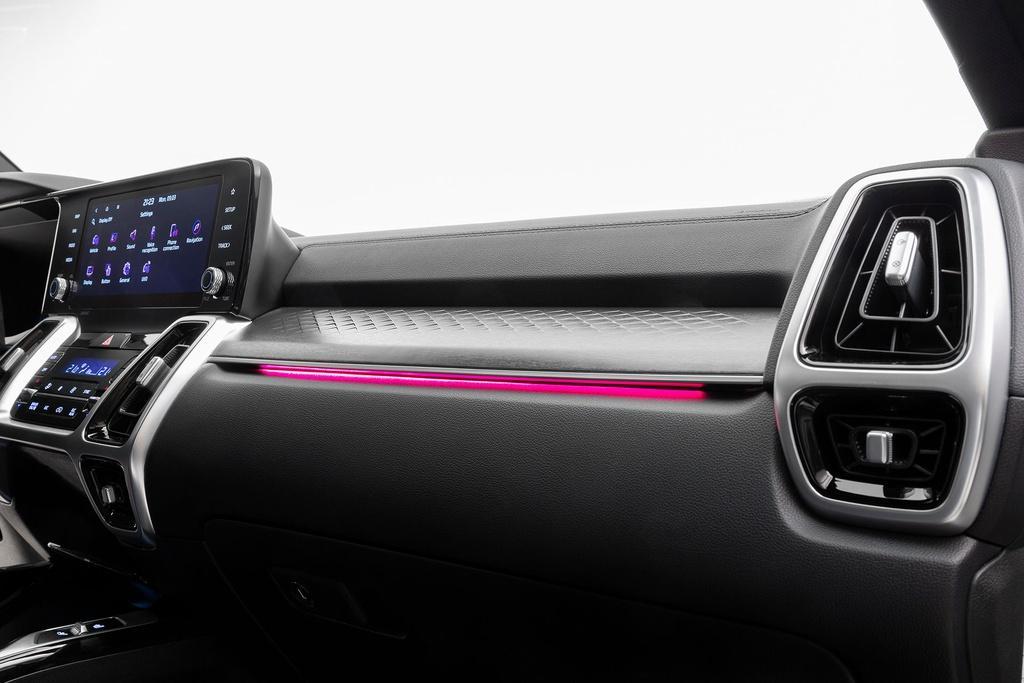 Kia Sorento thế hệ mới ra mắt - thiết kế cứng cáp, chờ ngày về VN Ảnh 11