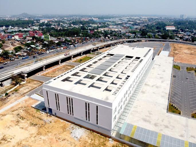 Giao thông khu vực Bến xe Miền Đông mới bắt đầu có hàng loạt điều chỉnh Ảnh 1