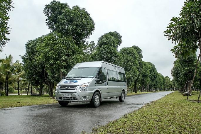 Ford Transit - Lựa chọn hàng đầu của các công ty hoán cải và cung cấp dịch vụ xe cứu thương tại Trung Đông Ảnh 3