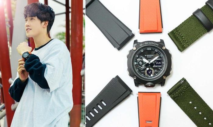 Thi nhau săn lùng đồng hồ G-Shock 'chất lừ', giá chưa đầy 4 triệu Ảnh 3
