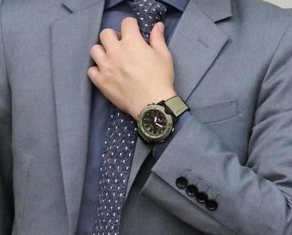 Thi nhau săn lùng đồng hồ G-Shock 'chất lừ', giá chưa đầy 4 triệu Ảnh 5