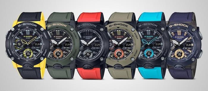 Thi nhau săn lùng đồng hồ G-Shock 'chất lừ', giá chưa đầy 4 triệu Ảnh 6