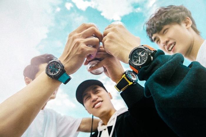 Thi nhau săn lùng đồng hồ G-Shock 'chất lừ', giá chưa đầy 4 triệu Ảnh 1
