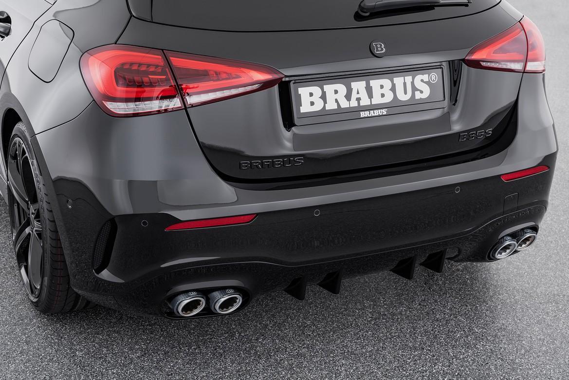Brabus B35S Mercedes-AMG A35 có giá lên tới gần 90.000 USD Ảnh 5