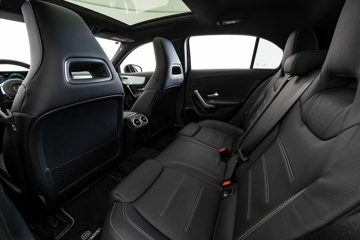 Brabus B35S Mercedes-AMG A35 có giá lên tới gần 90.000 USD Ảnh 11