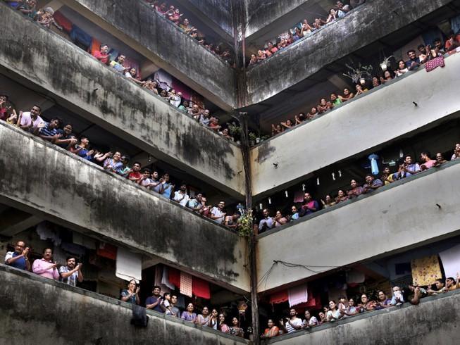COVID-19: Ấn Độ ra quyết định 'lịch sử', phong tỏa 1,3 tỉ dân Ảnh 1