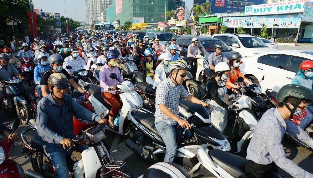 TP HCM khởi công nút giao thông 3 tầng Nguyễn Văn Linh cuối tháng 3 Ảnh 1