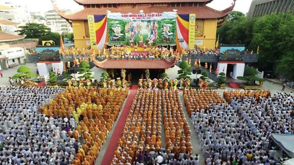 Đề nghị dừng tổ chức các Lễ hội tôn giáo thường niên Ảnh 1