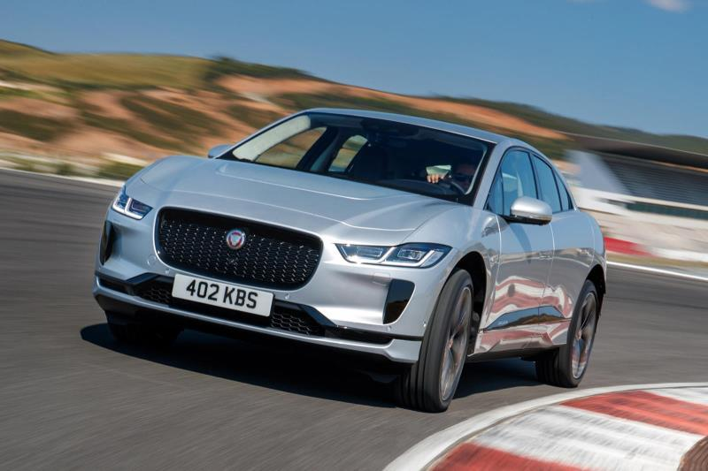Jaguar 'hạ gục' Tesla Model X bằng kế hoạch sản xuất lớn Ảnh 1