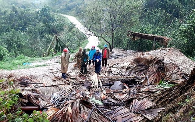 Mưa đá, dông lốc gây thiệt hại tại miền núi phía bắc Ảnh 1
