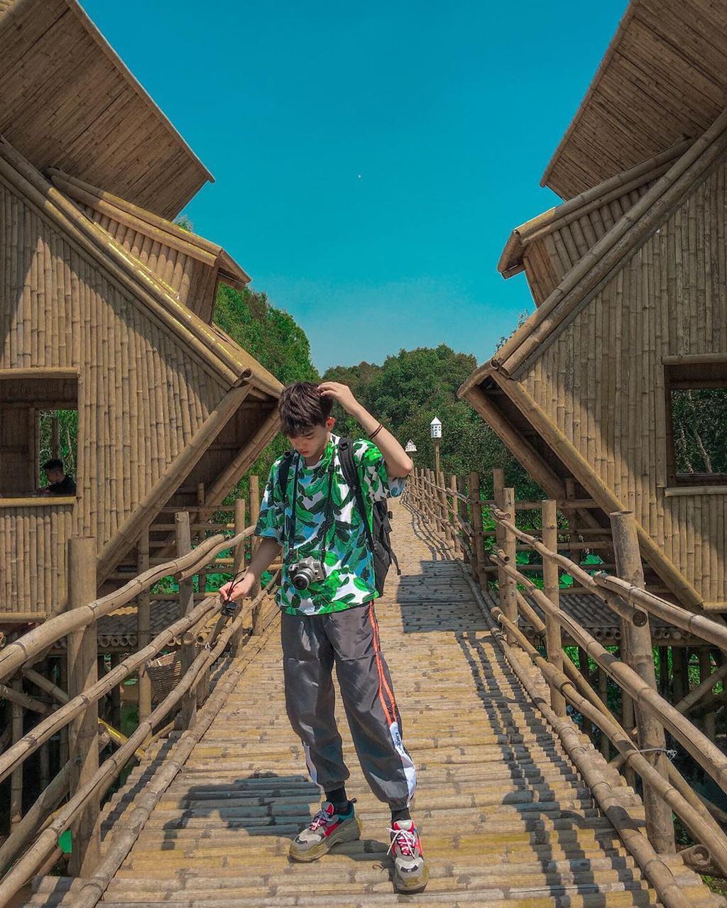 3 cây cầu nổi tiếng thiết kế đẹp ở miền Tây Ảnh 3